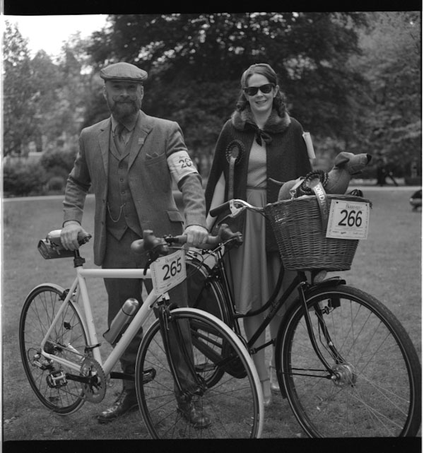 Tweed Run London 2014