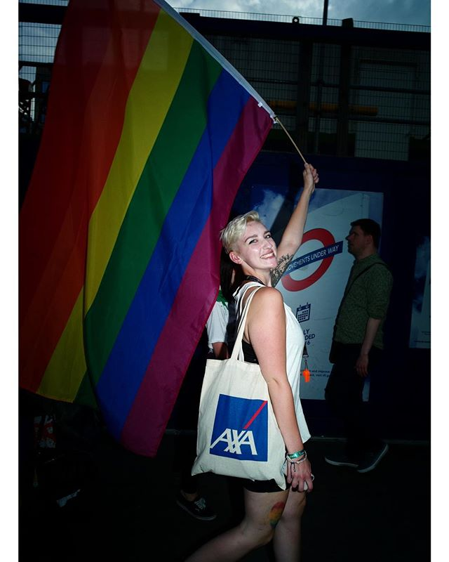 Happy #Pride, London! </p> 			</div> 			 			 		</article>  	 		<article class=